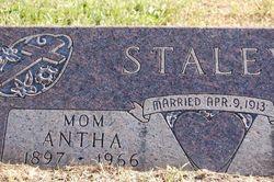 Antha <I>Starr</I> Staley