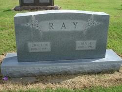 Anna Grace <I>Douglas</I> Ray