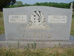 James Arlie Atkins
