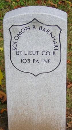 Solomon R. Barnhart