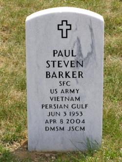 Paul Steven Barker