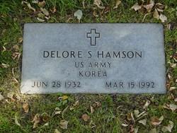 Delore Hamson