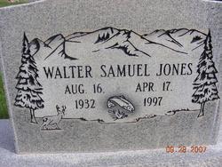 Walter Samuel <I>Urn</I> Jones