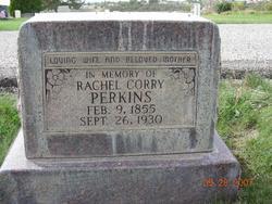 Rachel Maria <I>Corry</I> Perkins