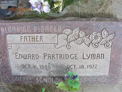 Edward Partridge Lyman