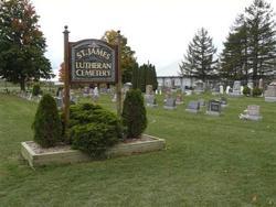 Saint James Lutheran Cemetery of Elmira