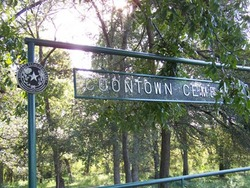 Coon Town Cemetery
