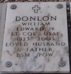 William Edward Donlon, Jr