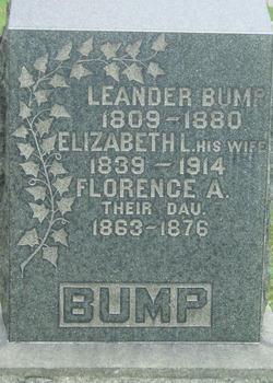 Elizabeth Lucy <I>Dixon</I> Bump