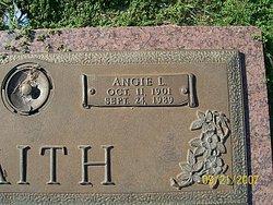 Angie L <I>Boultinghouse</I> Faith