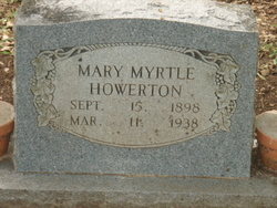 Mary Myrtle Howerton