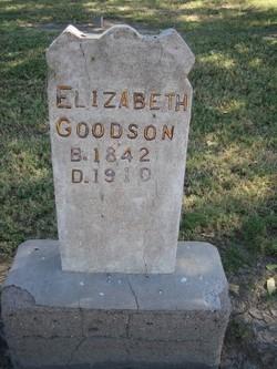 Elizabeth Goodson