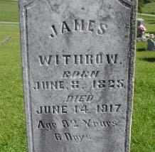 James Withrow, Jr