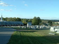 Washingtonville Lutheran Cemetery