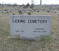 Licking Cemetery