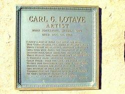 Carl Lotave Memorial