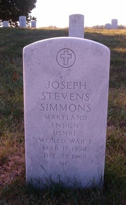 Joseph Stevens Simmons