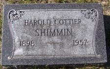 Harold Cottier Shimmin
