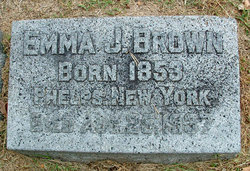 Emma <I>Sholes</I> Brown