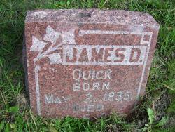 James D. Quick