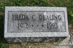 Freda C <I>Carpenter</I> Dealing