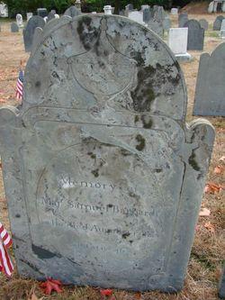 Maj Samuel Barnard, Jr
