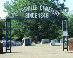 Pettusville Church Cemetery
