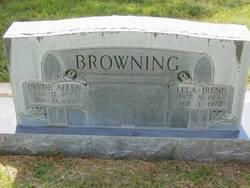 Clyde Allen Browning