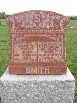 Catharine <I>Jackson</I> Smith