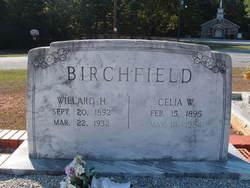 Celia <I>Watts</I> Birchfield