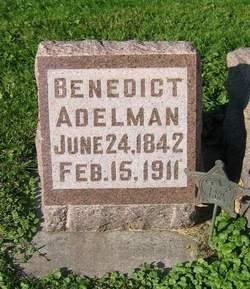 Benedict Adelman