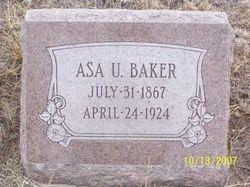 Asa U Baker