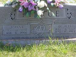 Joanna <I>Bilbrey</I> Pierce