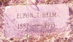 Eldon Phillips Helm