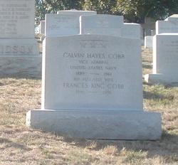 VADM Calvin Hayes Cobb
