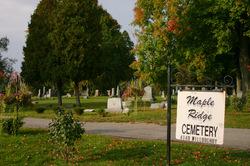 Maple Ridge Cemetery