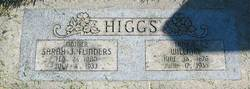 Sarah Jane <I>Flinders</I> Higgs
