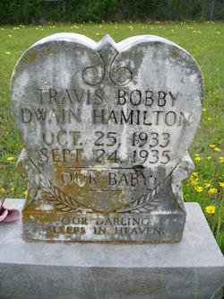 Travis Bobby Dwain Hamilton