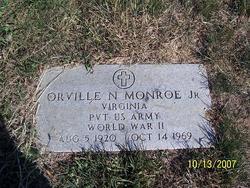 Orville N. Monroe, Jr
