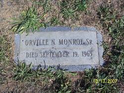 Orville N. Monroe, Sr