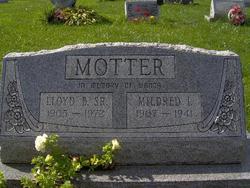 Lloyd B. Motter, Sr