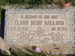 Clara Dean Ballard