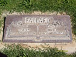 Emma Spendlove <I>Bradshaw</I> Ballard