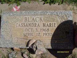 Cassandra Marie Black