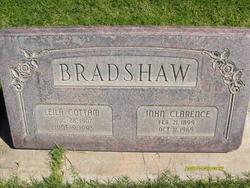 Leila <I>Cottam</I> Bradshaw