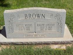Ralph Lindsay Brown
