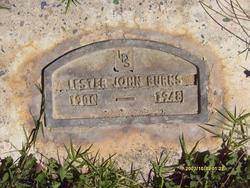 Lester John Burns