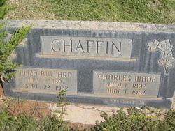 Charles Wade Chaffin