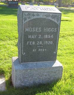 Moses Higgs