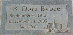 Blanche Dora Bybee